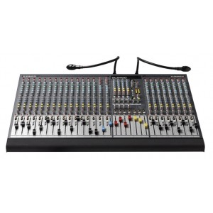 Allen & Heath GL2400-424 24-kanaals mixer
