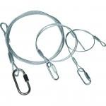 Safety kabels