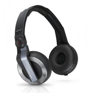 Pioneer HDJ 500 Dj hoofdtelefoon zwart