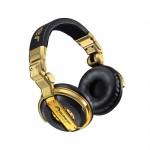 HDJ 1000-G Gold Dj hoofdtelefoon