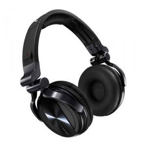 Pioneer HDJ 1500-K Dj hoofdtelefoon zwart