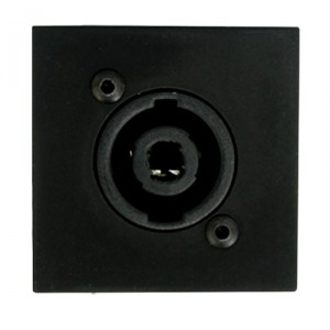 Audac CP45SPE/B Speakon female