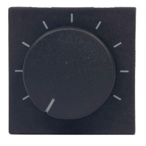 Audac VC3036B volumeregelaar zwart
