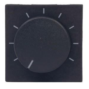 Audac VC4008B SX408A wandcontroller zwart