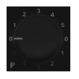 Audac PC3000B programma schakelaar zwart