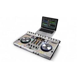 4Trak vierdecks Dj mixer en controller