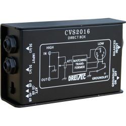 CVS2016 Passieve DI box