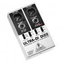 Behringer Ultra DI DI20 dubbele actieve DI box