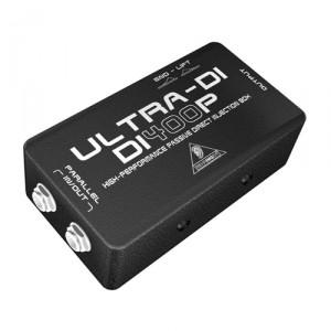 Behringer Ultra-DI DI400P passieve DI box