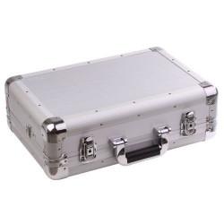 VC-1 XT flightcase zilver