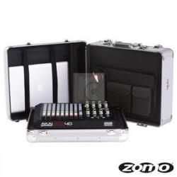 VC-3 XT Digitale Dj Case zilver