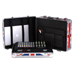 VC-3 XT Digitale Dj Case UK flag