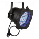 Showtec Par 56 kort, RGB led
