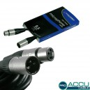 Accu-cable AC-PRO-XMXF/0,5 XLR kabel