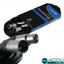 Accu-cable AC-PRO-XMXF/5 XLR kabel