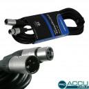 Accu-cable AC-PRO-XMXF/10 XLR kabel