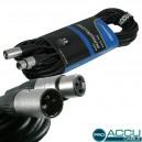 Accu-cable AC-PRO-XMXF/15 XLR kabel