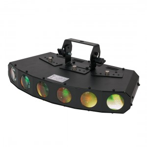 American DJ Gobo motion LED