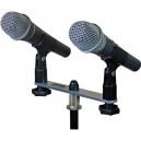 CST352/B verdeelrails voor 2 microfoons