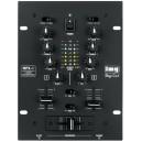 MPX-1/BK compacte 2-kanaals DJ mixer