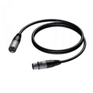 Procab CAB901/05 XLR microfoon kabel