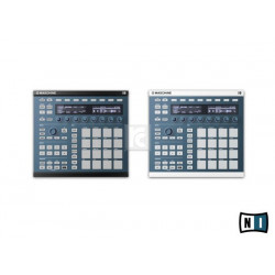 Custom kit Maschine MK2 Steel blue