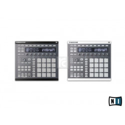 Custom kit Maschine MK2 Smoked Graphite