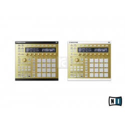 Custom kit Maschine MK2 Solid Gold