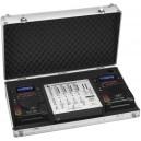 DJC-40TOP Dj Flightcase voor CD-82USB en MPX-480