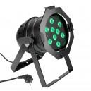 PAR56 TRI3W LED Par zwart