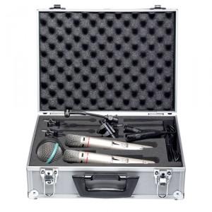 AKG Drum set BIG II microfoon set