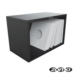 VS-BOX 7/100 platenkast 7 inch zwart