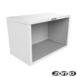 VS-BOX 7/100 platenkast 7 inch wit