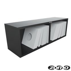 VS-BOX 7/200 platenkast 7 inch zwart