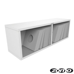 VS-BOX 7/200 platenkast 7 inch wit