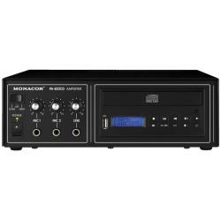 PA-802CD mixer versterker met cd