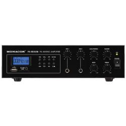 PA-803USB mixer versterker met USB/SD/MMC