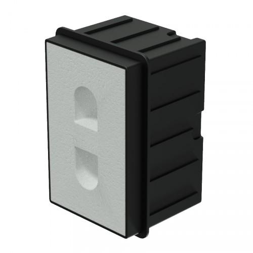 Audac WMM20 in-wall box voor Mero2