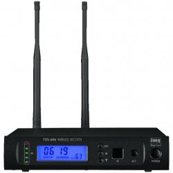 TXS-606 1-kanaals microfoon ontvanger