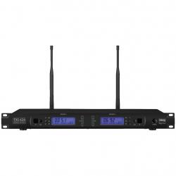 TXS-626 2-kanaals Microfoon ontvanger