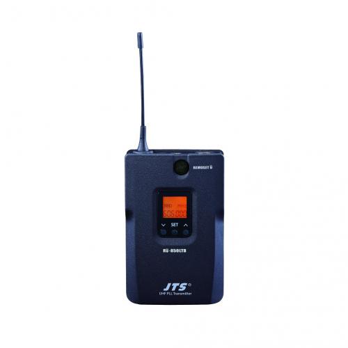 JTS RU-850LTB Draadloze beltpack/dasspeld microfoon