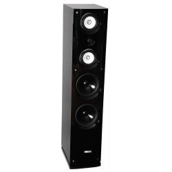 Mad-858f-bl hifi luidsprekerbox 180w - zwart