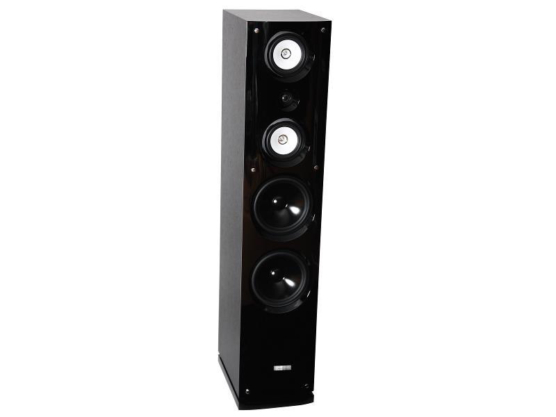Madison MAD-858F-BL Hifi luidsprekerbox 180w - zwart (1)