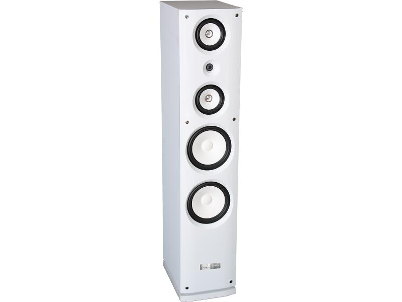 Madison MAD-858F-WH Hifi luidsprekerbox 180w - wit (1)