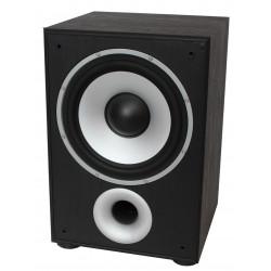 Sw100bl actieve bass speakers 100w - zwart