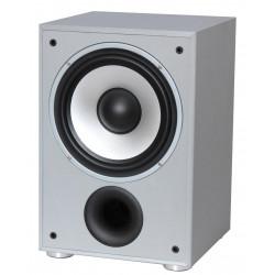 Sw100si actieve bas luidsprekers 100w - zilver