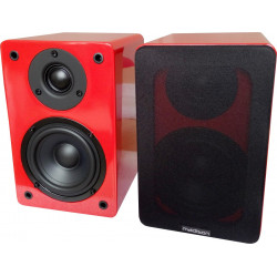Mad-bs4re hi-fi bibliotheek speakers 60w