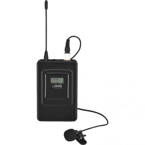 IMG Stageline TXS-707LT draadloze dasspeld microfoon