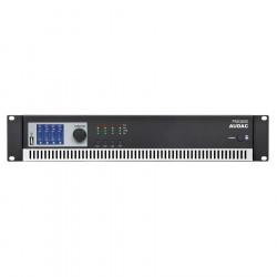 PMQ600 4-kanaals 100V eindversterker