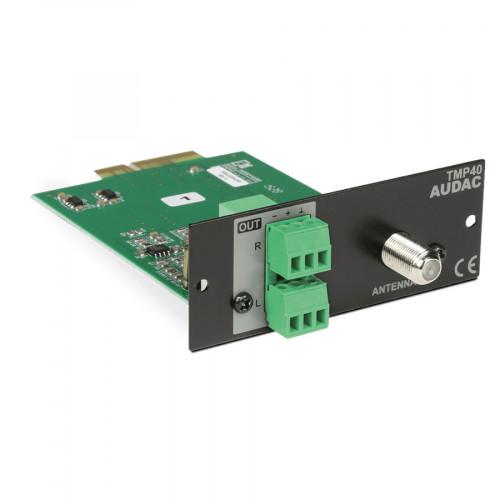 Audac TMP40 FM tuner module